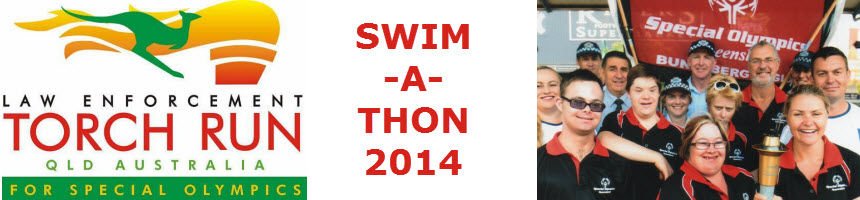 LETR Swimathon QLD